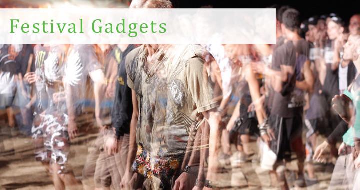 Festival Gadgets