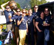 Das Festivalteam von festival-packliste.net