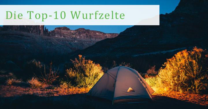 Top-10 Wurfzelte