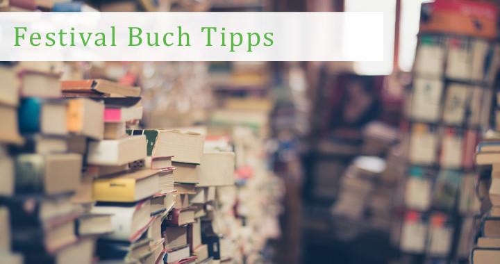 Festival Buch Tipps