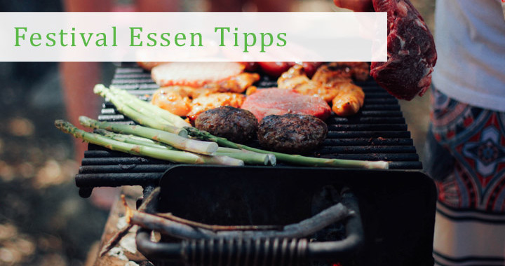 Festival Essen Tipps